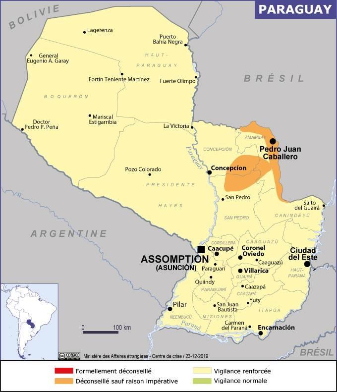 Le Paraguay fait face à une épidémie de dengue