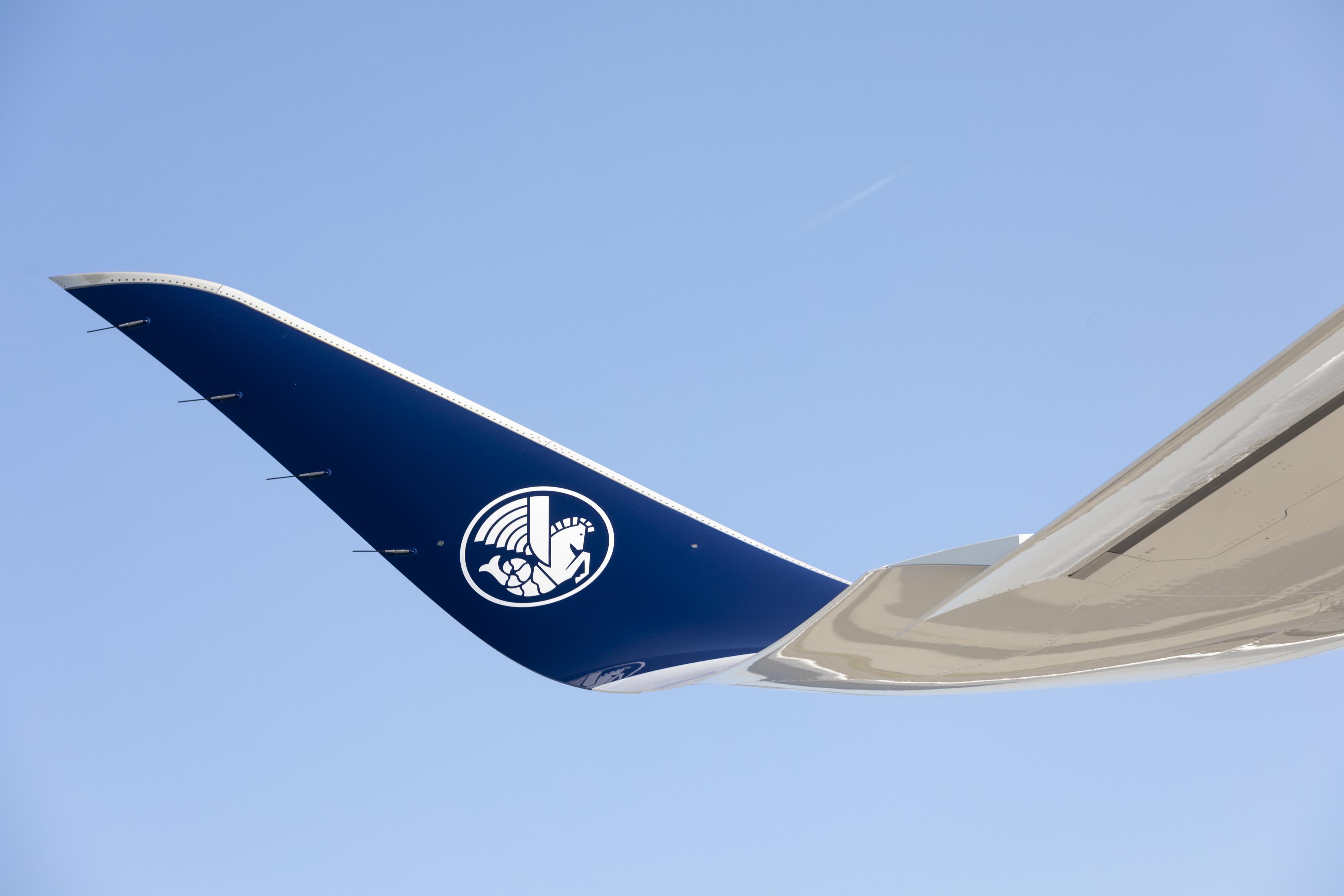 """L'épidémie du coronavirus est une """"douche froide économique"""" pour Air France comme pour tout le secteur © Airbus SAS"""