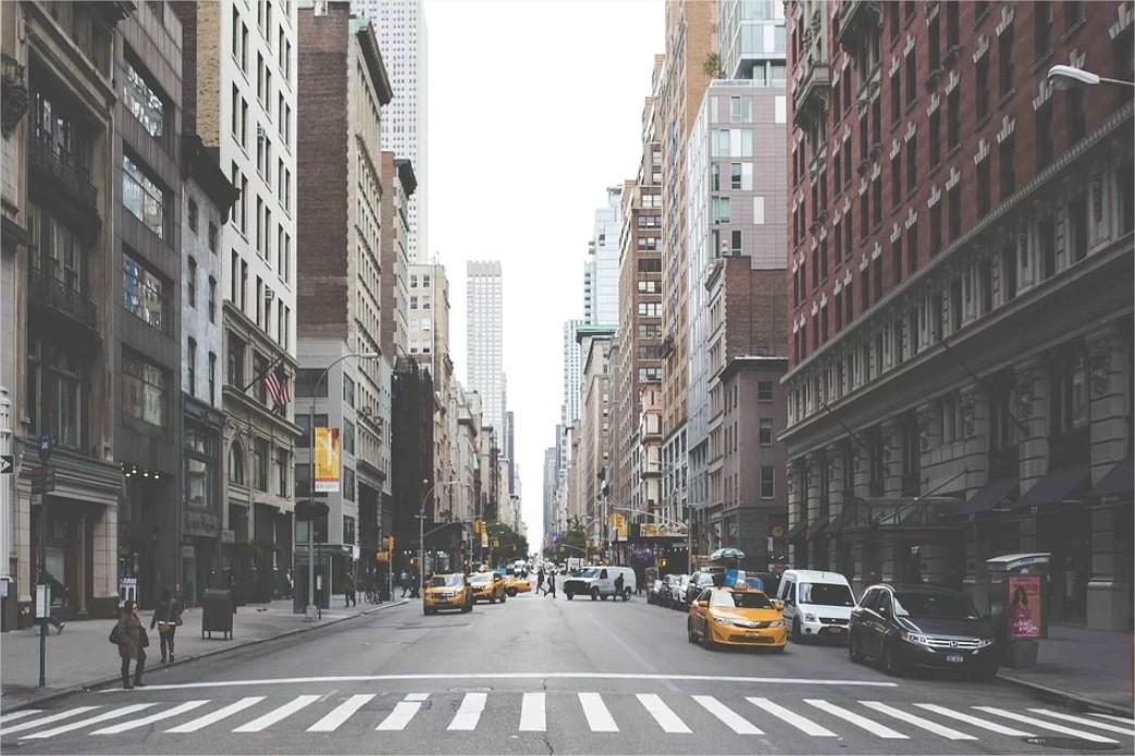 Centre Ville New York - DR : Pixabay