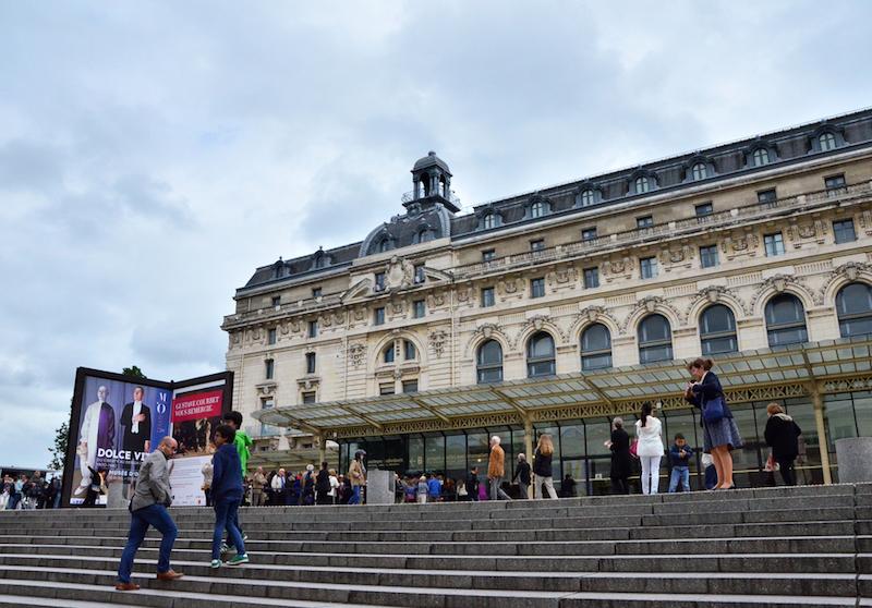 La fréquentation du musée d'Orsay a progressé de 11,1% en 2019, avec 3,7 millions de visiteurs. - DR : Depositphotos