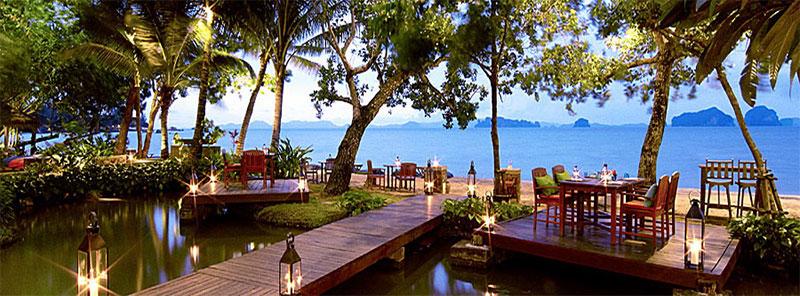 Tubkkaak Boutique Resort à Krabi - @Asia D.R