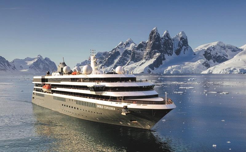 En 2021, le World Explorer sera la figure de proue des croisières maritimes de Rivages du Monde - DR : Rivages du Monde