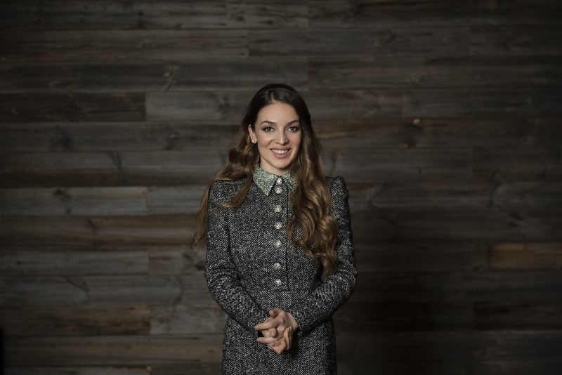 Zarina Doguzova, directrice de l'Agence Fédérale de Tourisme Russe. - DR : Agence Fédérale de Tourisme Russe.