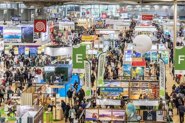 En 2019, le Salon Mondial du Tourisme avait rassemblé plus de 100 000 visiteurs sur 4 jours - Crédit photo : SMT