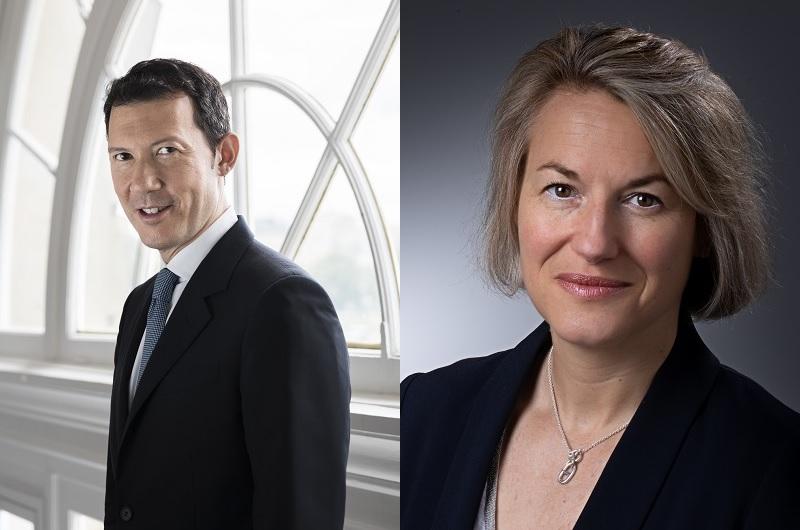 L'année 2020 s'annonce compliquée. Le Coronavirus ne va rien arranger en particulier sur les résultats du réseau long-courrier. Anne Rigail et Benjamin Smith ont du pain sur la planche... - DR : Air France