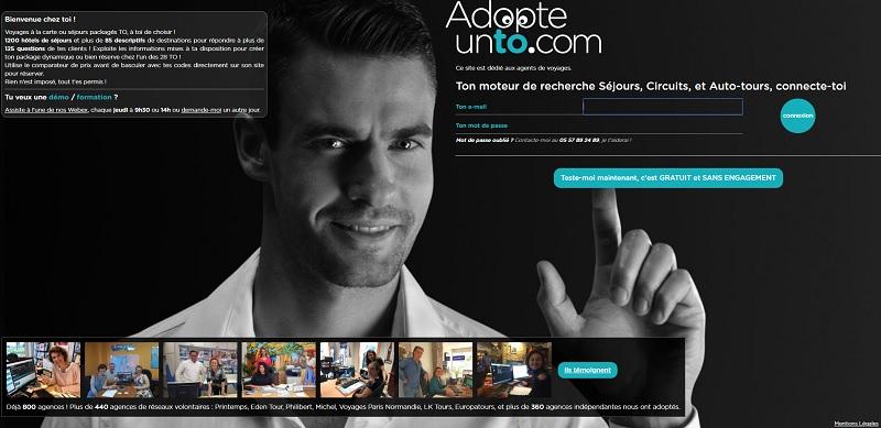 Adopteunto.com dispose des conseils et de l'assistance juridique de François Teyssier - Crédit photo : Adopteunto