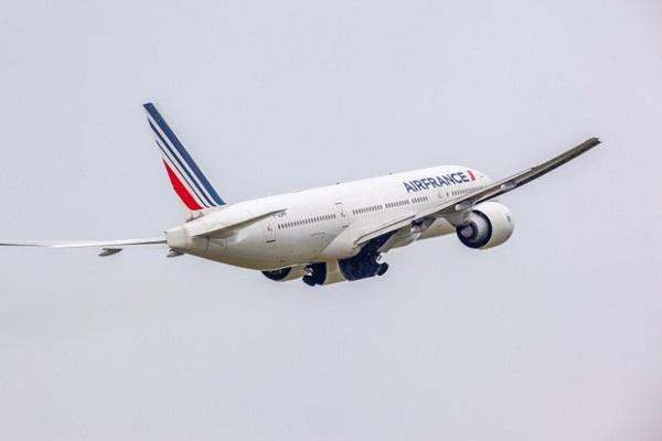 """Air France annonce suivre """"la situation en étroite collaboration avec les autorités françaises"""" - Crédit photo : Air France"""