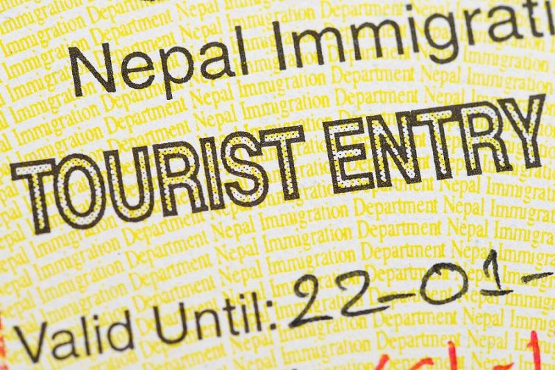 Plus de facilité visa à l'arrivée au Népal (photo: AdobeStock)
