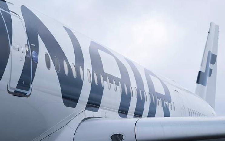 Finnair va investir 3,5 à 4 milliards d'euros dans le renouvellement de sa flotte d'ici 2025, afin de réduire de 10 à 15% ses émissions sur le trafic européen - DR : Finnair