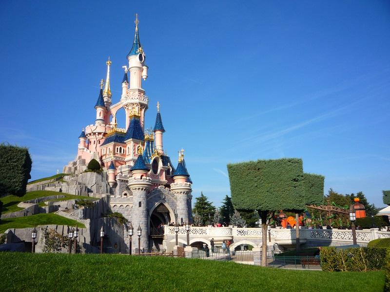 Disneyland Paris ferme ses portes jusqu'à fin mars 2020 - DR : Wikimedia Commons