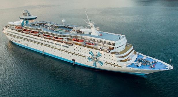 Celestyal Cruises annonce la suspension de ses départs de croisières entre le 14 mars et le 30 avril 2020 - DR : Celestyal Cruises