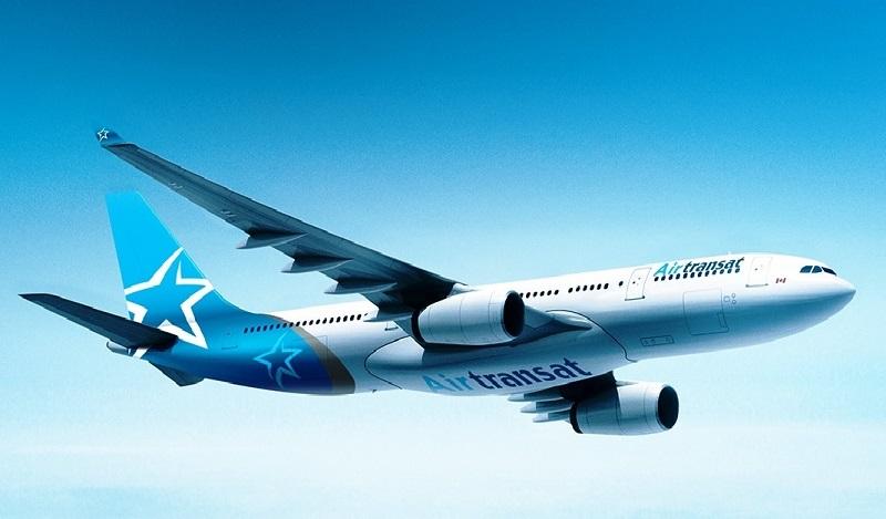Air Transat accepte d'avancer les vols des clients à destination