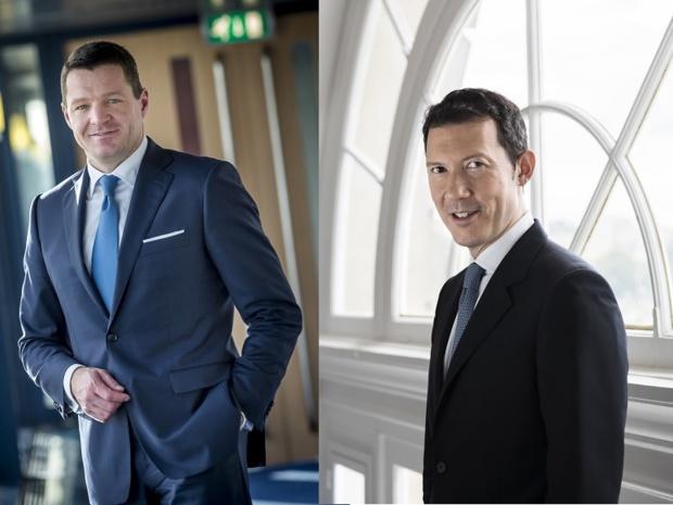 Ce n'est pas un secret, les deux hommes ne s'aiment pas... DR : Air France-KLM