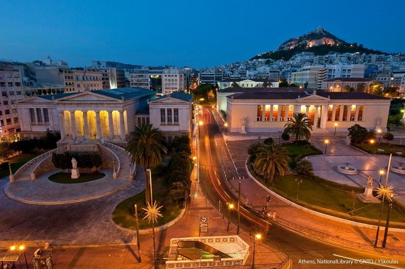 La Grèce ferme l'ensemble de ses hotels - Crédit photo : VisitGreece