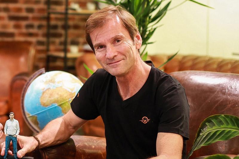 Nicolas Brumelot de Misterfly lance un cri d'alarme - DR