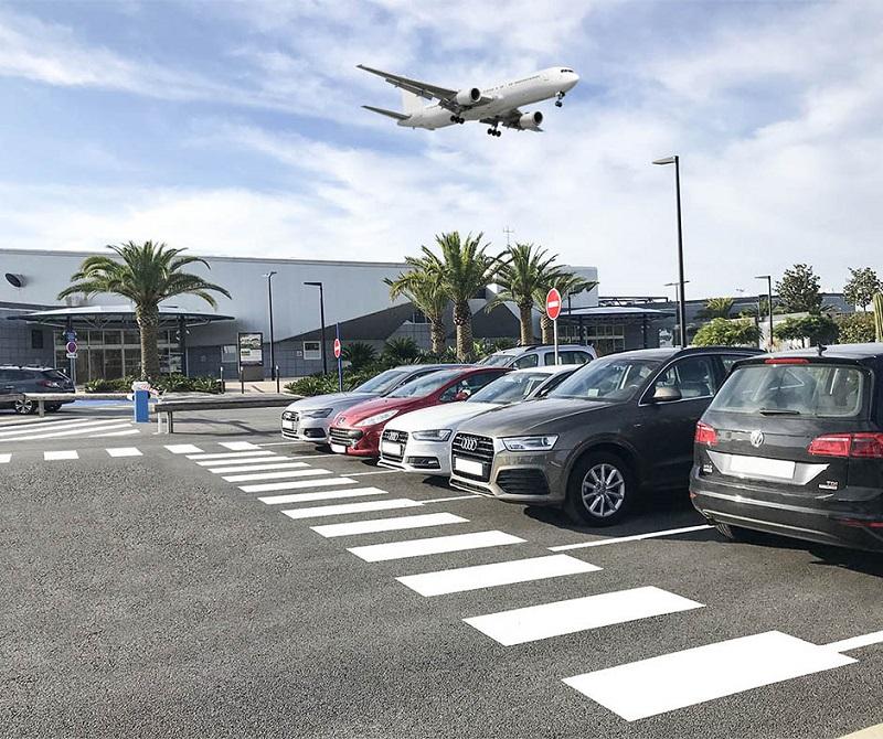 L'aéroport de Biarritz ferme jusqu'à nouvel ordre - Crédit photo : Aéroport Biarritz