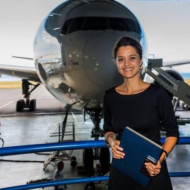 """Stéphanie Bégert : """"Même s'il est un peu tôt pour répondre, nous avons déjà commencé à travailler sur des projections de reprise"""" -  © Air Austral"""