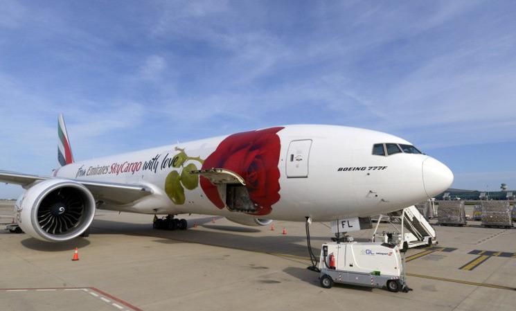 Entre mars et avril, Emirates SkyCargo effectuera également neuf rotations cargos vers Budapest pour transporter du matériel médical. /crédit photo Emirates