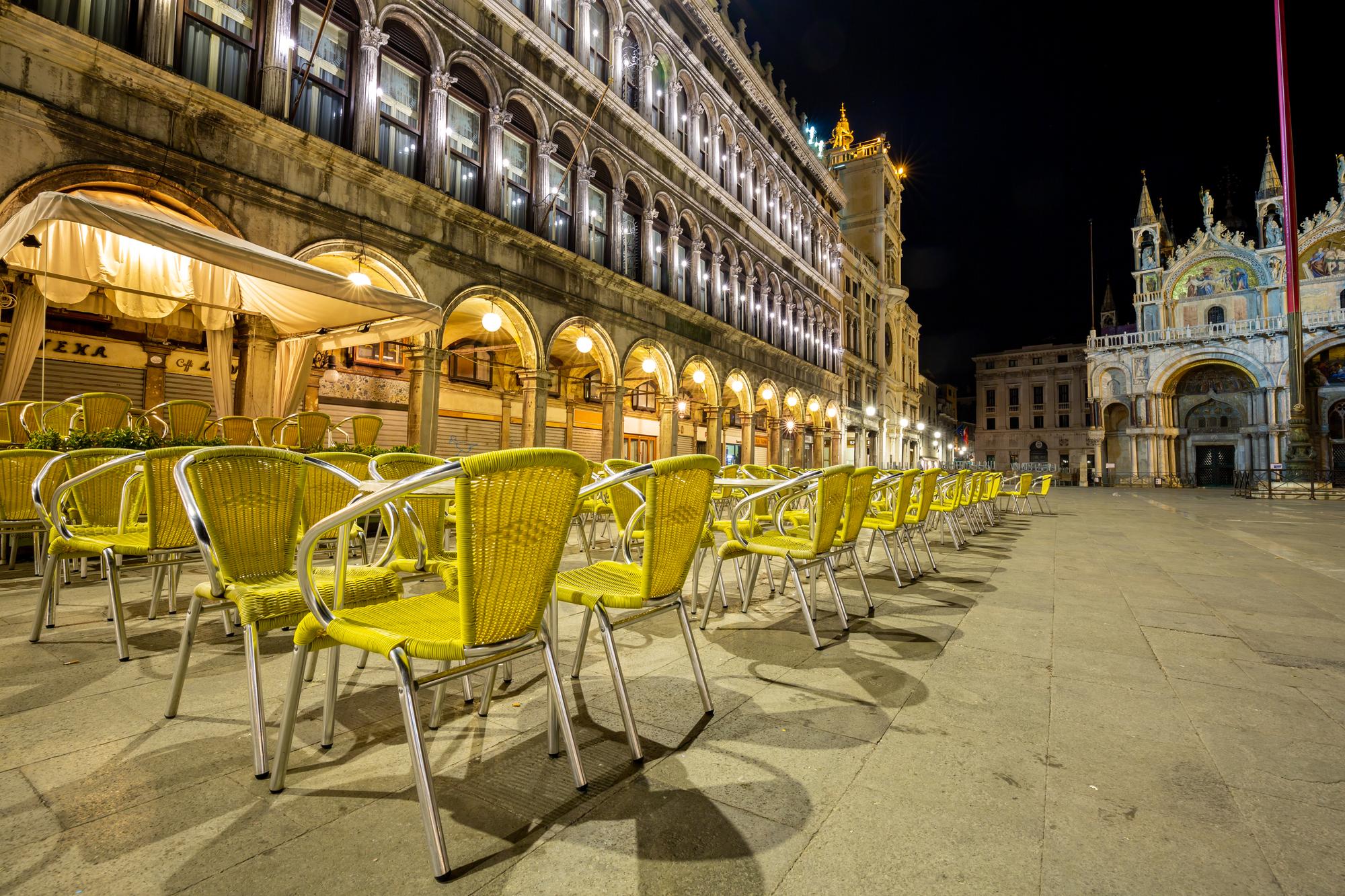"""""""Que c'est triste Venise..."""" sans touristes !- DR : DepositPhotos"""