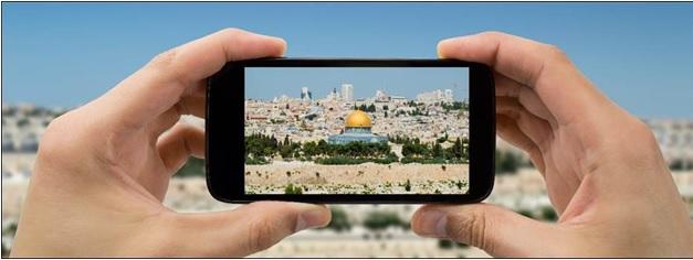 La plateforme a été créée en collaboration avec la municipalité de Jérusalem, la East Jerusalem Development Company et Bridgify. - DR