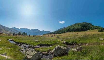 Villages Clubs du Soleil propose des séjours tout compris dans 11 destinations montagne, dans les Alpes et les Pyrénées - DR