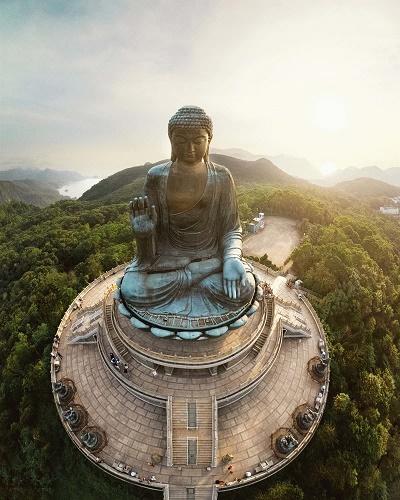 Big Buddha - DR
