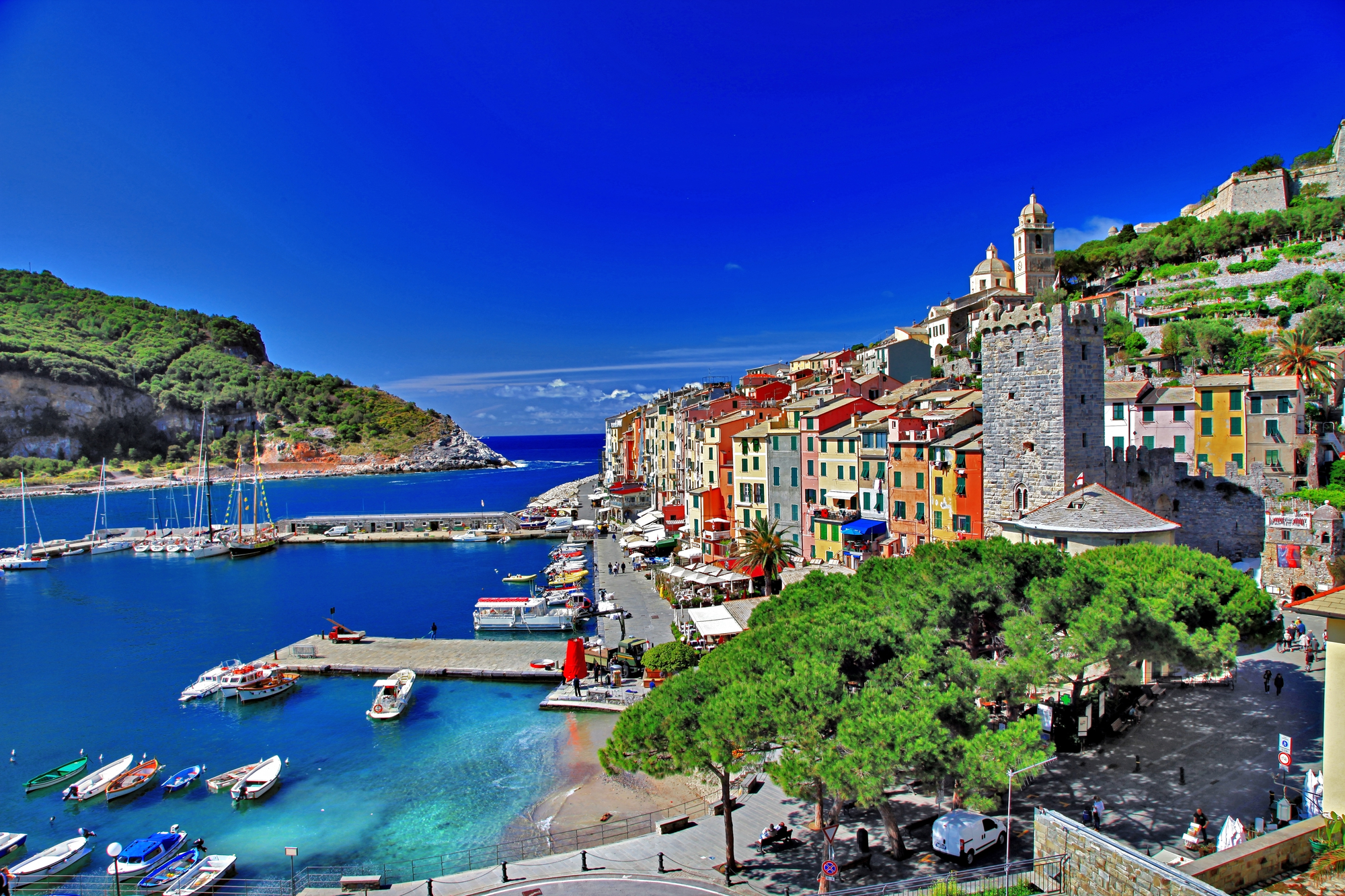 Porto Venere (Italie) /crédit DepositPhoto
