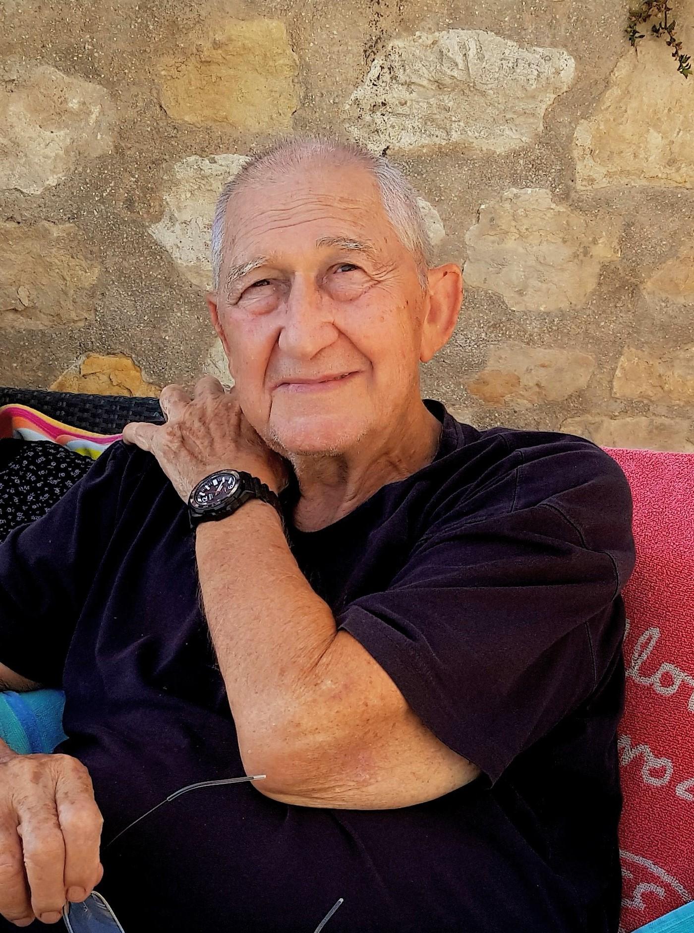 Roger Guilabert, né le 29 novembre à Alger, s'est éteint paisiblement ce 20 avril 2020 à Paris /crédit photo DR