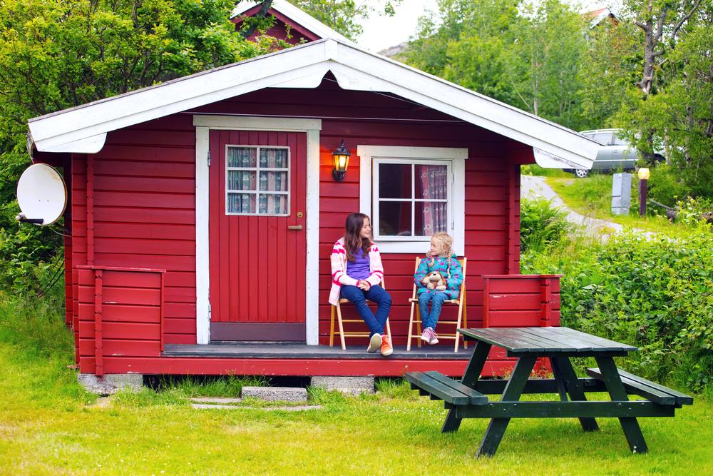 En France, plus de 8000 campings accueillent chaque année 22 millions de vacanciers /crédit DepoditPhoto