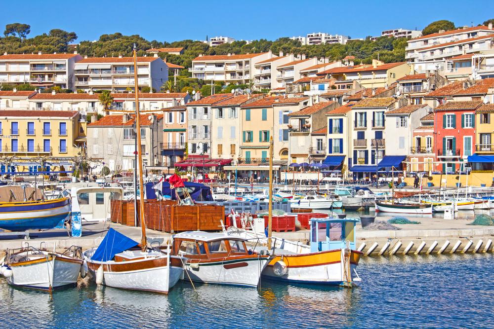 Port de Cassis (Bouches-du-Rhône /crédit DepositPhoto