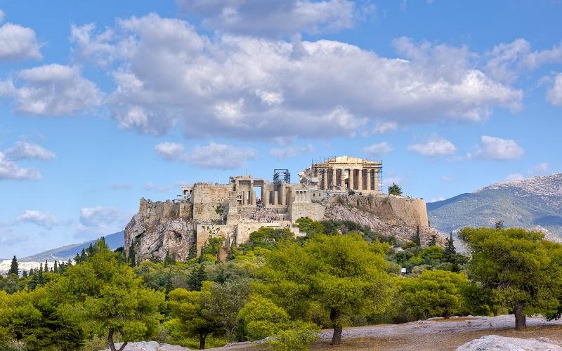 Acropole, Athènes, Grèce - Depositphotos.com lefpap