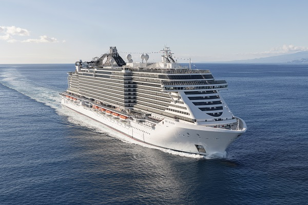 Le MSC Seaside - Photo MSC