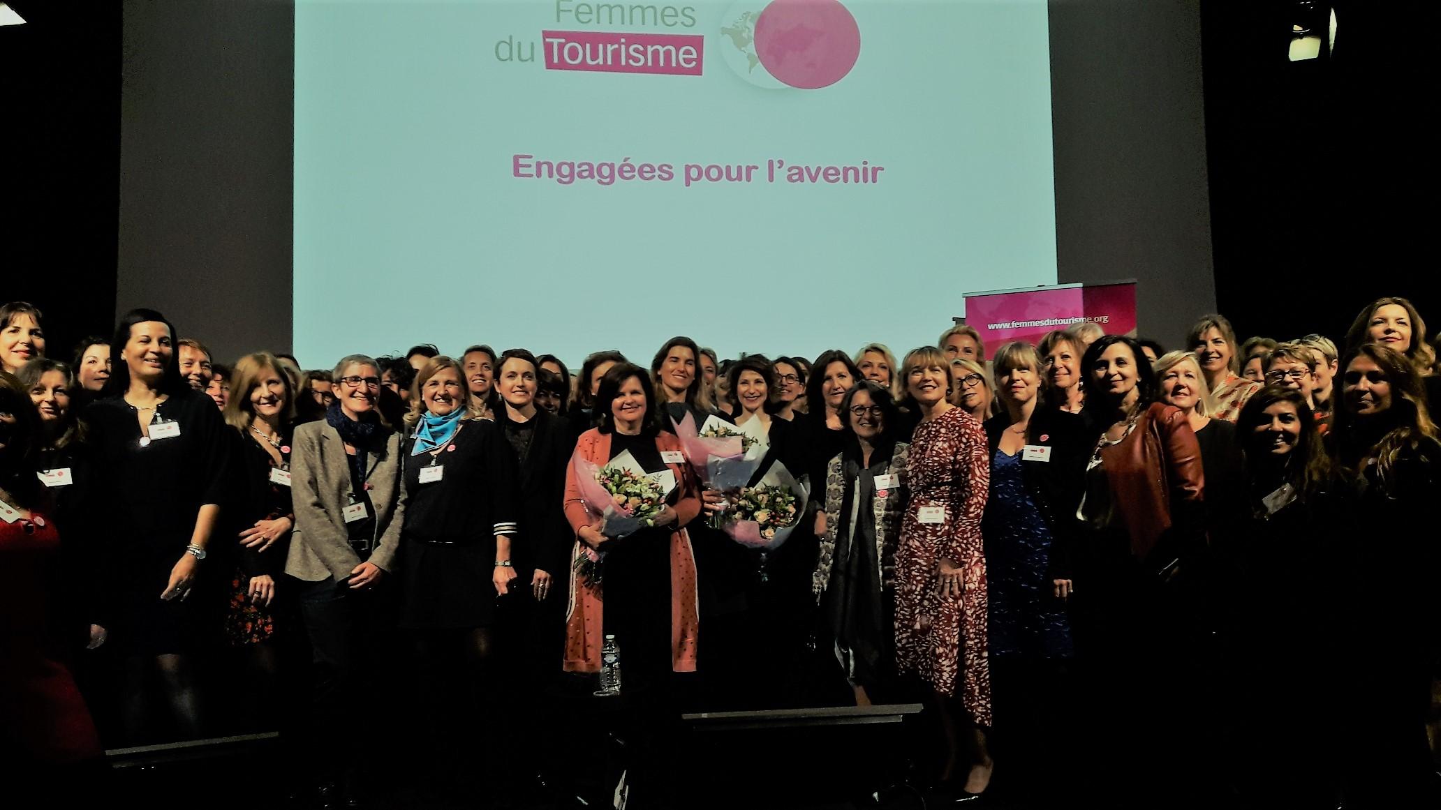 """Trophées """"Femmes du Tourisme"""" 2019 - DR"""