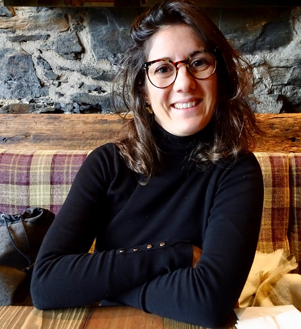 """""""Je préfère parler de tourisme responsable"""" plutot que de tourisme durable, trop abstrait, selon Charlotte Simoni -DR"""