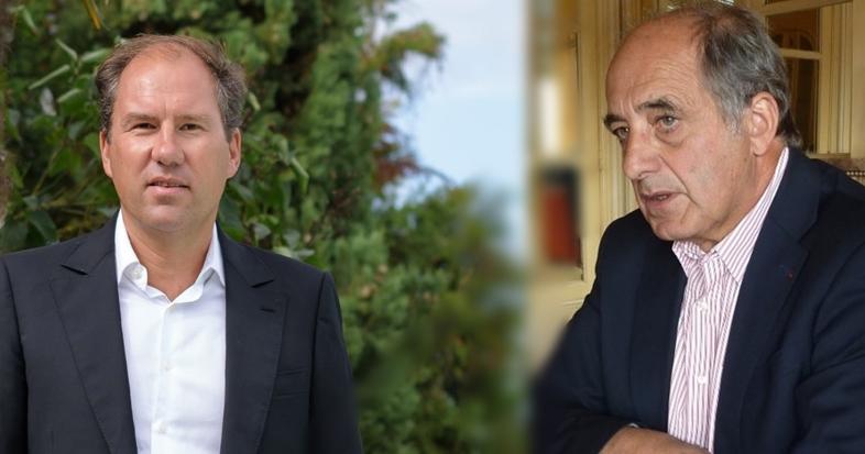 Didier Arino et Jean-Pierre Mas - crédit photo DR