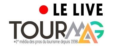 LIVE : Didier Arino (Protourisme) et Jean-Pierre Mas (EDV) répondent aux professionnels