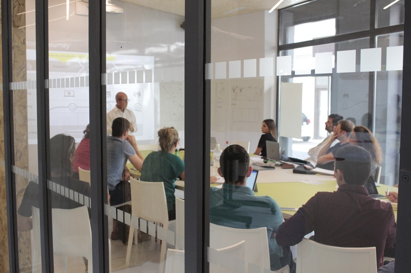 Entre pessimisme et optimisme, découvrez la situation des start-up du tourisme grâce au témoignage d'Emmanuel Bobin, le PDG de l'Open Tourisme Lab - Crédit photo : OTL