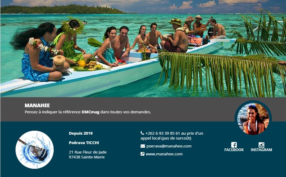Manahee spécialiste de la Polynésie Françaises sur DMCMag.com - DR