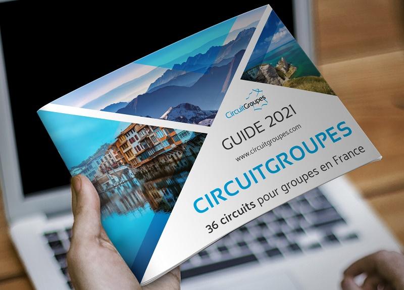 La nouvelle brochure Circuitgroupes - DR