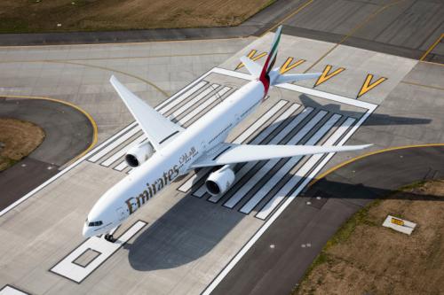 Un protocole de sécurité draconien avant et après l'embarquement /crédit Emirates