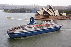 Le Jules Verne à Sydney - DR : CMV