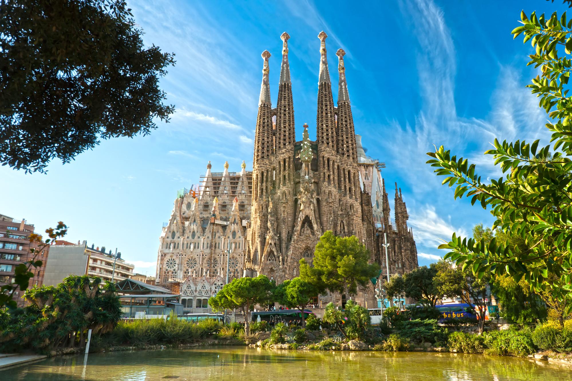 Il est loin le temps du sur-tourisme à Barcelone... /crédit DepositPhoto