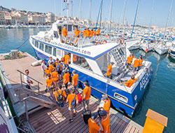 DR @activeroad – Balade en bateau dans les Calanques