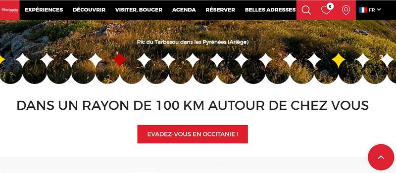 Le plan du CRT Occitanie s'organise autour de 25 mesures - DR