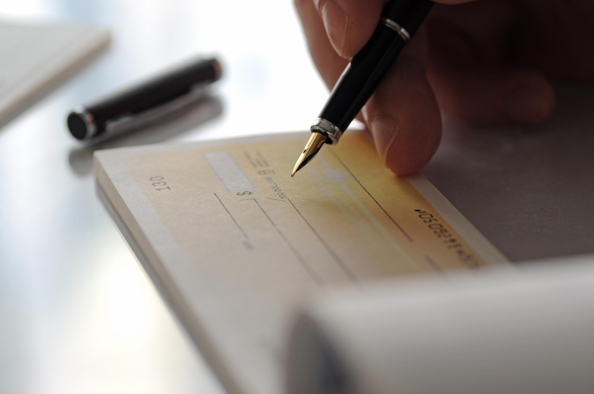 Les bons à valoir utilisables ultérieurement sont-ils un chèque en blanc ? /crédit DepositPhoto