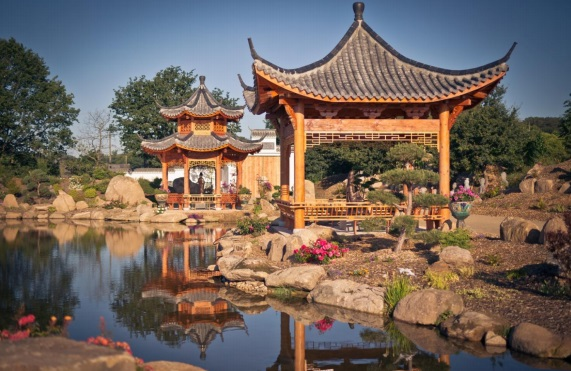 Tropical Parc est composé de 7 jardins exotiques - DR