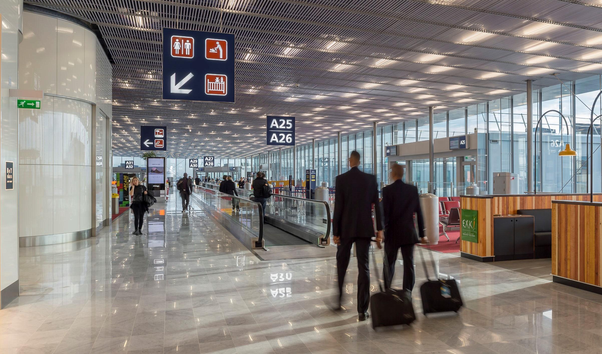Orly, dont les vols étaient suspendus depuis le 31 mars 2020, va reprendre vie fin juin /crédit ADP