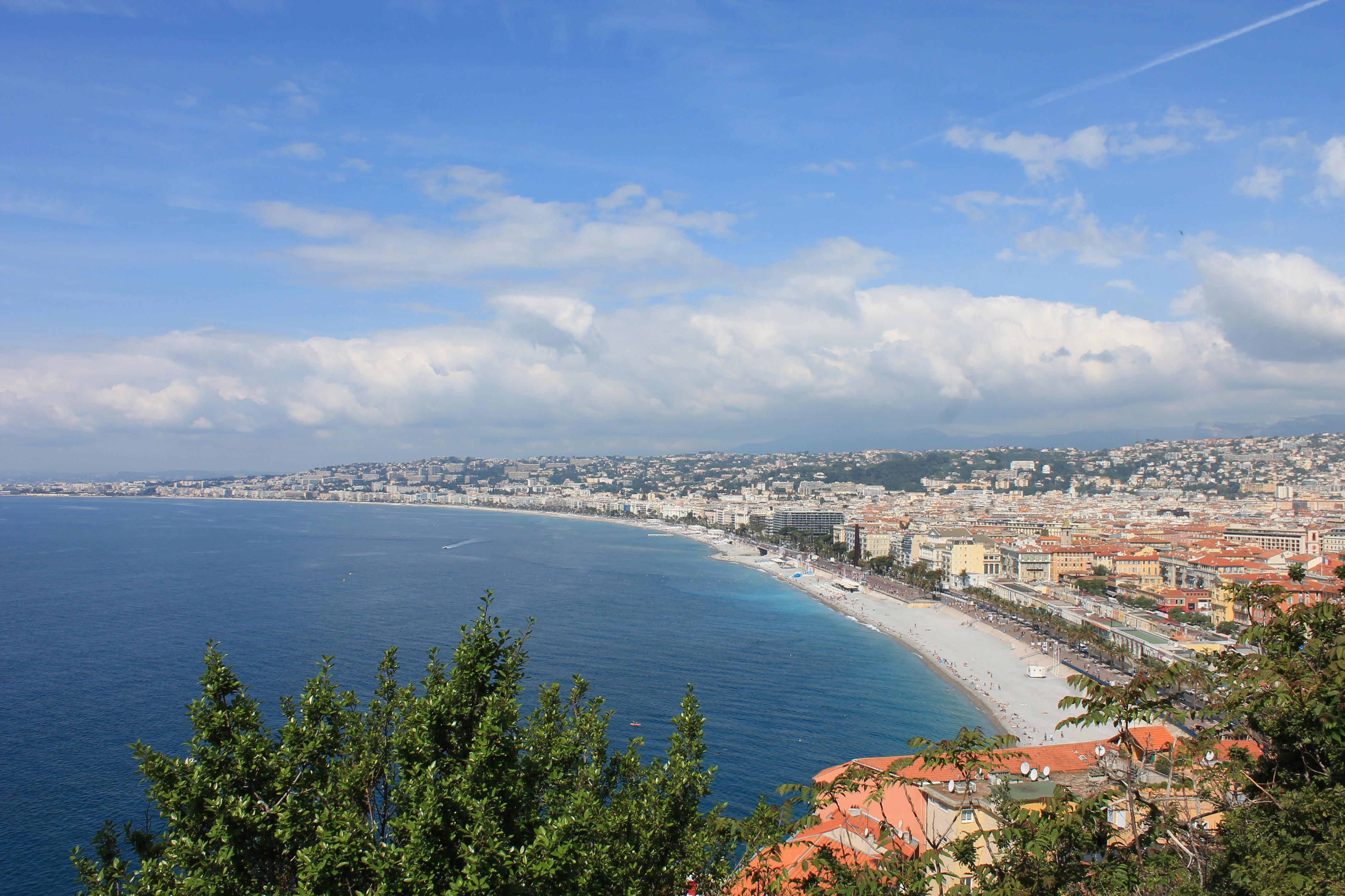 Nice et sa Promenade des Anglais, candidate au patrimoine mondial de l'UNESCO - DR : Marchand. C. CRT PACA