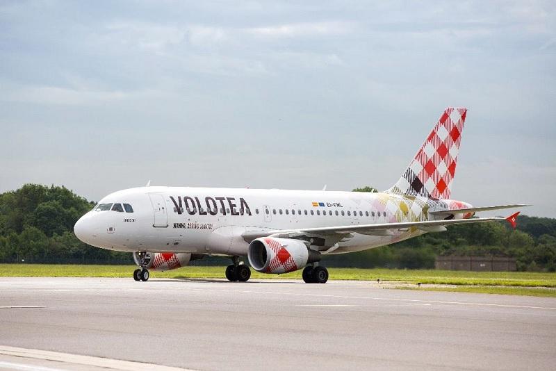 Les deux lignes de Volotea voleront à partir du 4 juillet et durant tout l'été 2020 - Crédit photo : Volotea