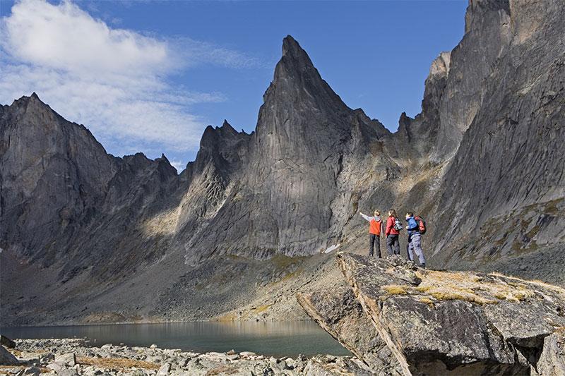 Parc territorial Tombstone - DR : Destination Canada